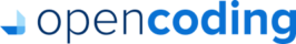 logo opencoding